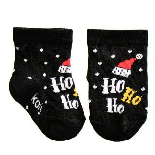 Novogodišnje čarape Deda Mraz i HoHoHo 2021
