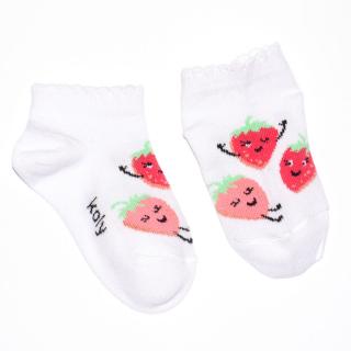 Čarapa nazuvica sa jagodama