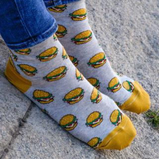 Z Socks - Hamburgeri