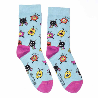 Z Socks - Monsteri