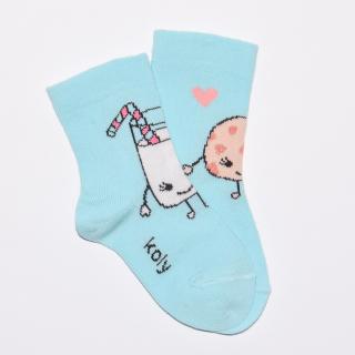 Čarapa sa keksom i mlekom