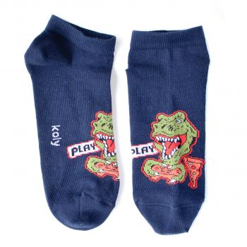 Dino gamer čarape