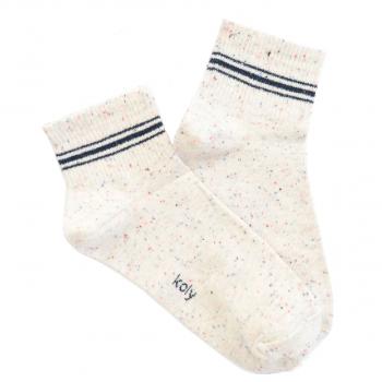 Sport Pamučna Melanž Čarapa