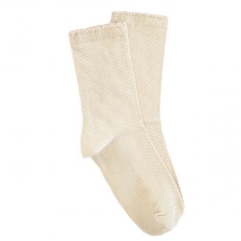 Jednobojna Čarapa sa Radom