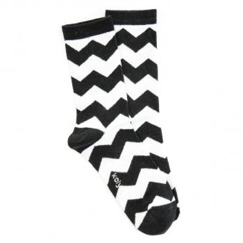 Cik Cak Prugasta Čarapa