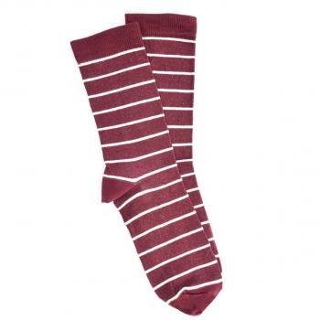 Bordo :) muške čarape sa prugama