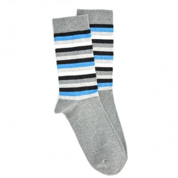 Prugaste pamučne muške čarape