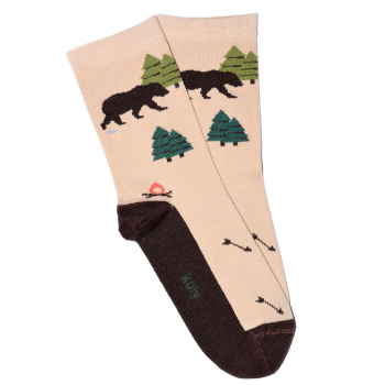 Čarape sa medvedom!