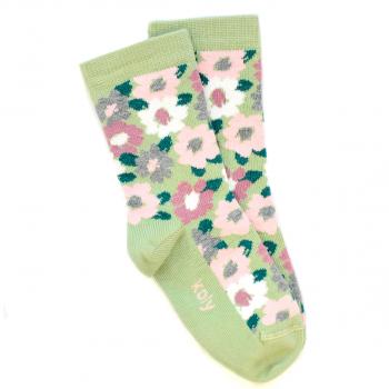 Čarape sa cvećem