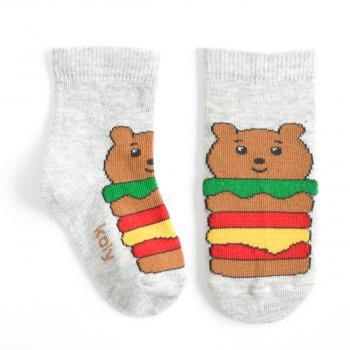 Čarape sa hamburger medom