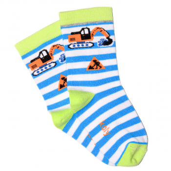 Čarape sa bagerom