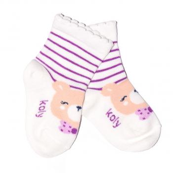 Čarape sa gospođicom medvedicom
