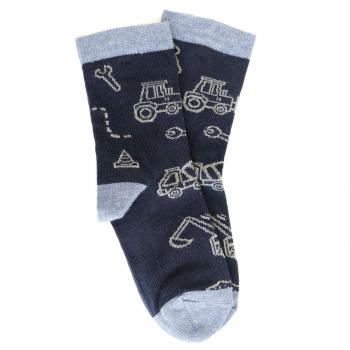 Čarape za male građevinare