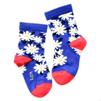Čarape sa cvetićima