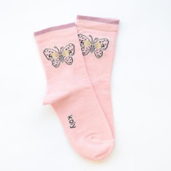 Čarape sa leptirom