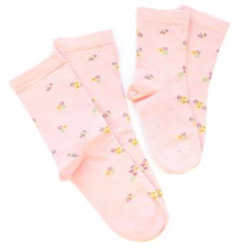 Cvetne pamučne čarape