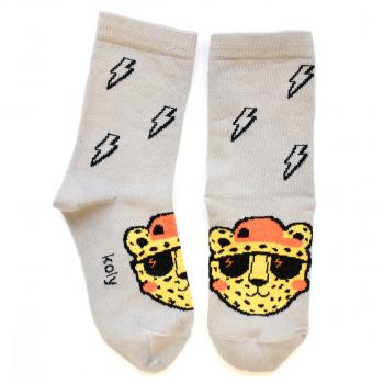 Munja leopard čarape