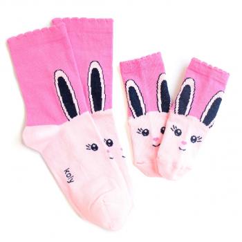Zeka u dve boje čarapice
