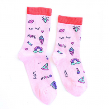 Cool dijamanti čarape