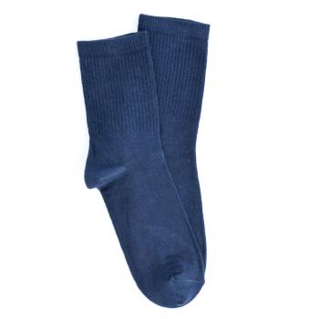 Sport jednobojne čarape
