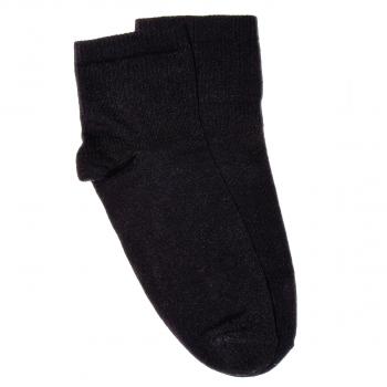 Sport jednobojne plitke čarape