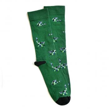 Čarape sa ludim lemurima