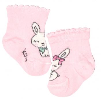 Zečica sa mašnicama | Čarape