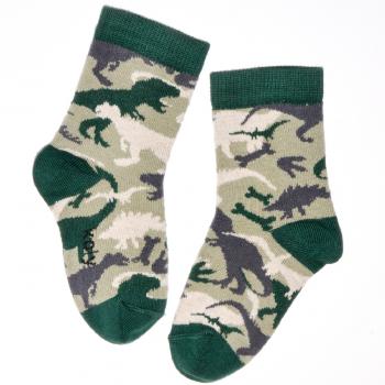 Dinosaurus Patern Čarape