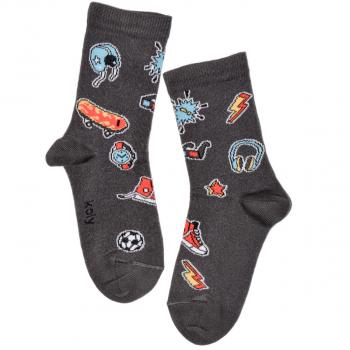 Čarape sa Stikerima Sokne