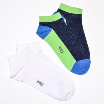 Letnje čarape nazuvice u dvopaku