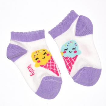 Čarapa nazuvica sa sladoledima
