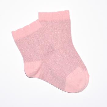 Roze čarapa sa srebrom