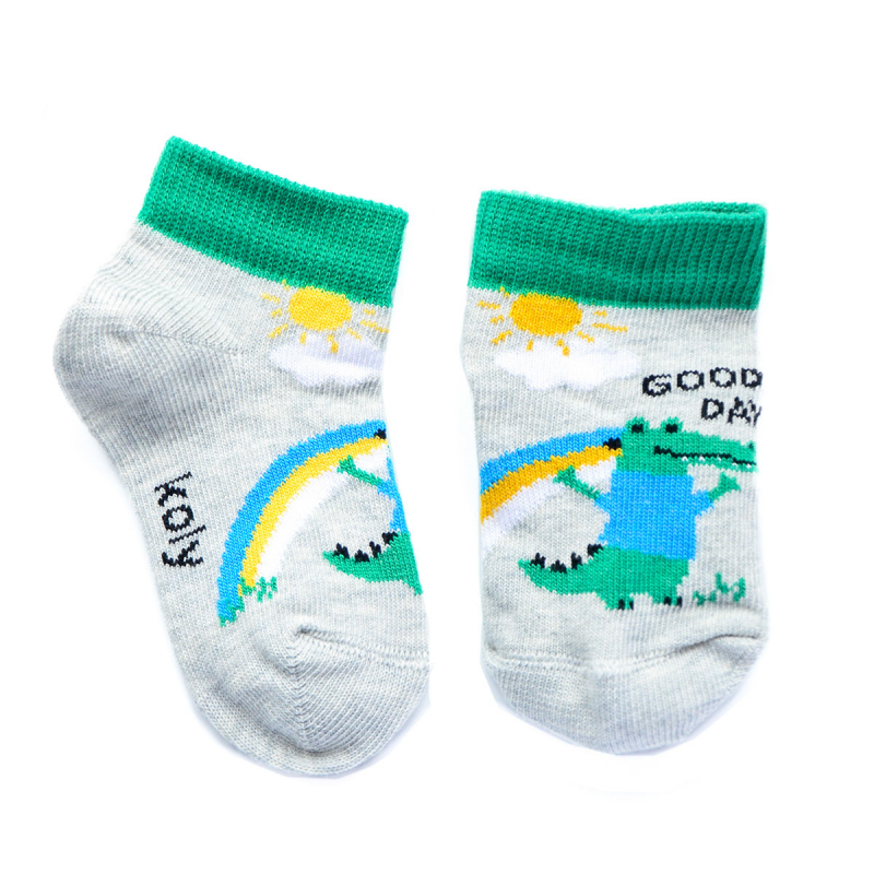 Srećni kroko čarape