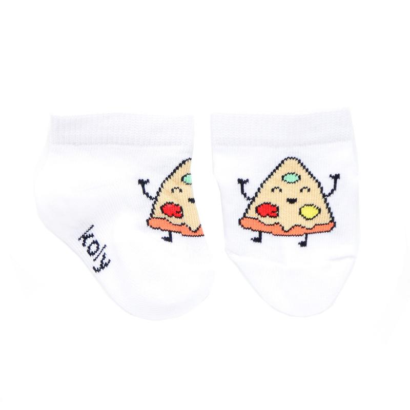 Vesela pizza čarape