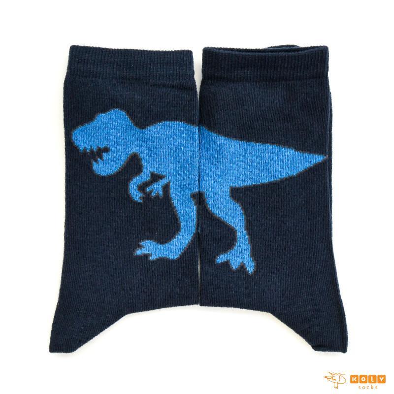 Plavi Dino Čarapa