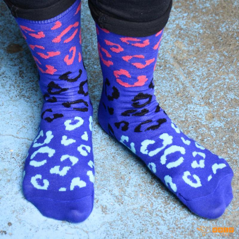 Z Socks Leopard Čarape
