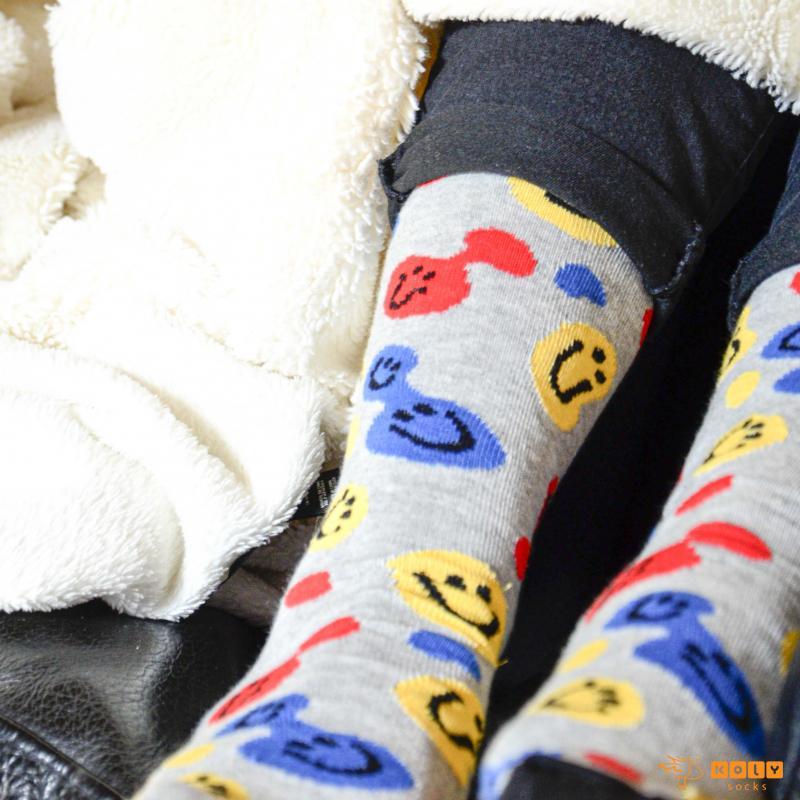 Z Socks Smajlići Čarape