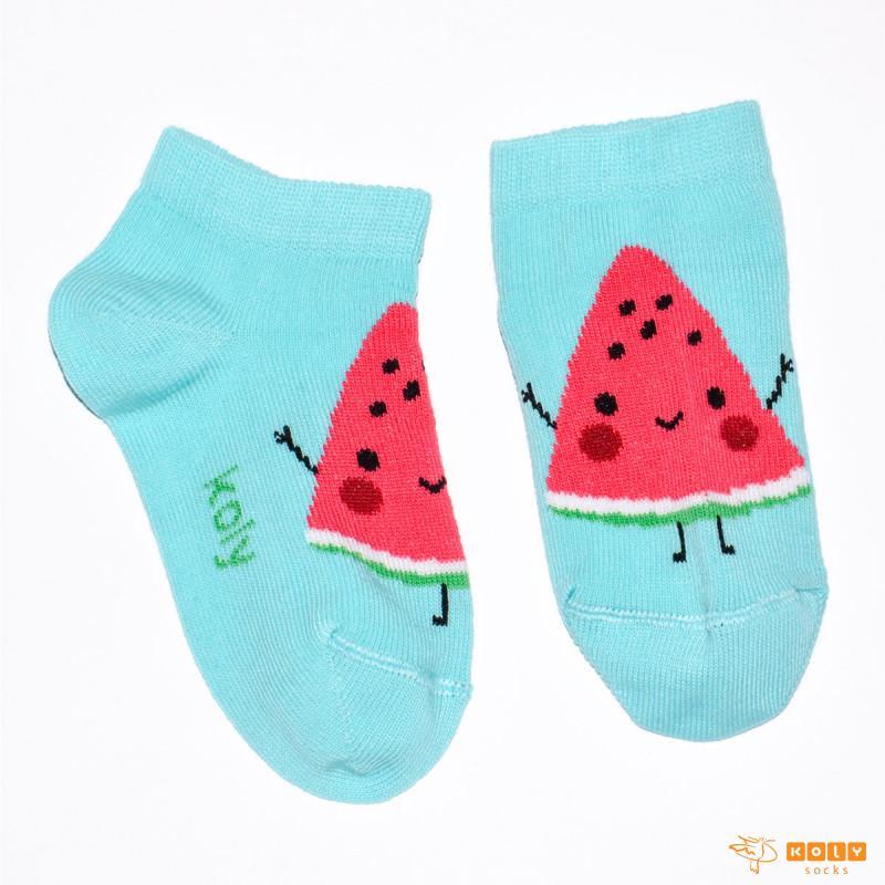 Čarapa nazuvica sa lubenicom