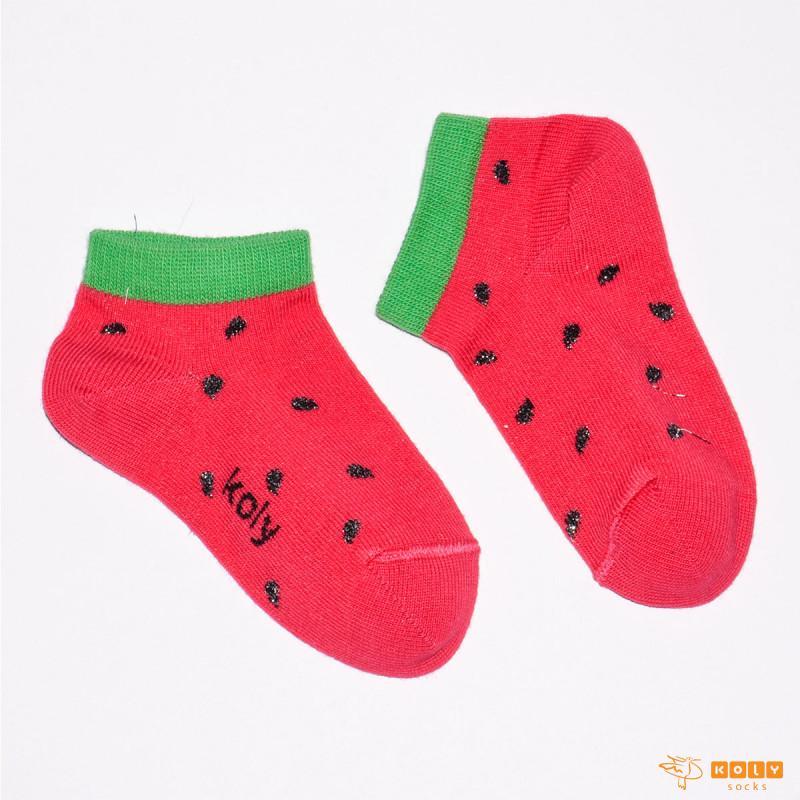 Čarapa nazuvica sva je kao lubenica