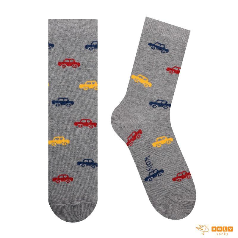 Čarapa sa autićima