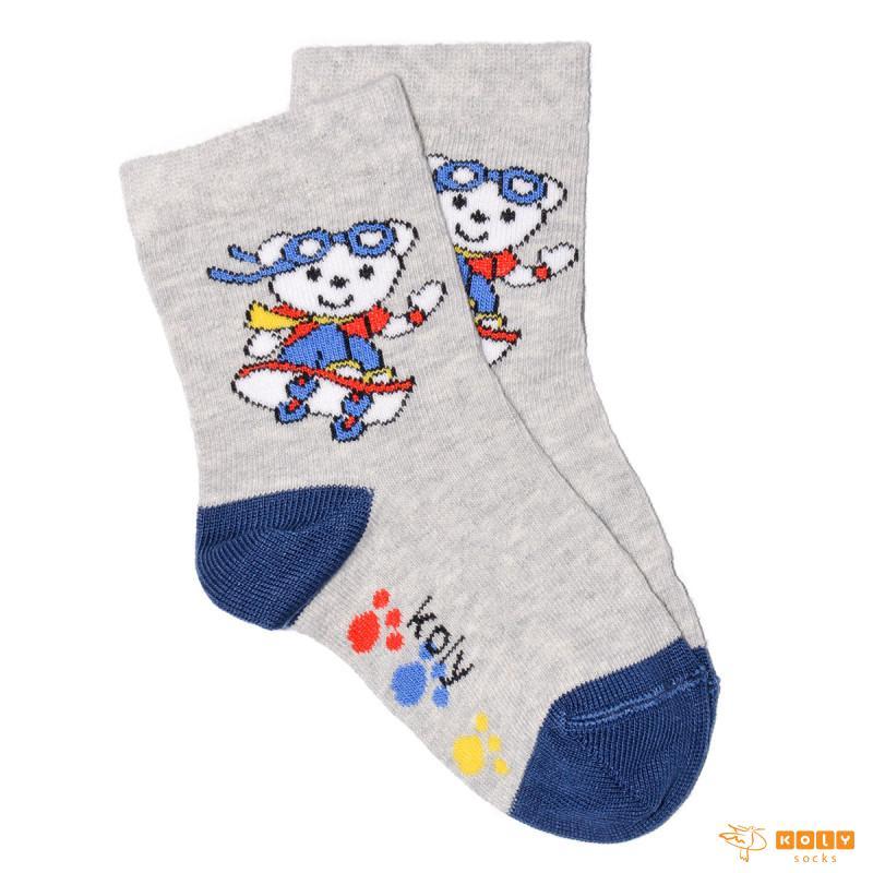 Meda na skejtu čarape