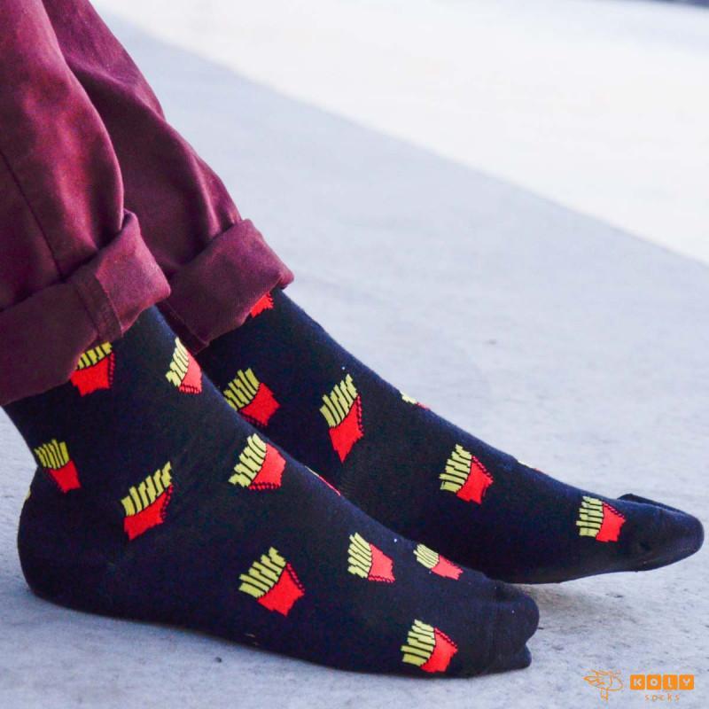 Z Socks - Pomfrit