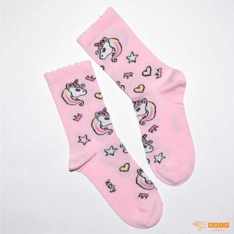 Čarapa sa jednorozima