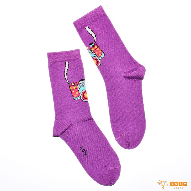 Čarape sa fotoaparatom