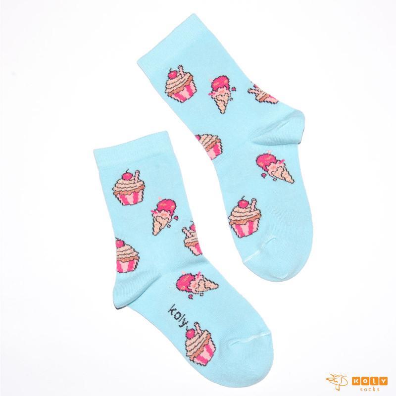 Čarape sa sladoledima
